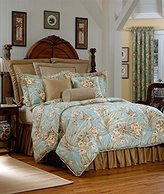 """Thomasville Martinique Cal King 4 Piece Comforter Set by Thomasville, 15"""" Bed Skirt"""