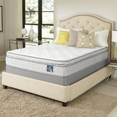 Serta Amazement Pillowtop Split Queen-size Mattress Set