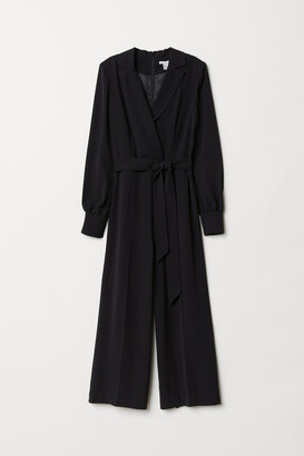 H&M Fitted Jumpsuit - Black