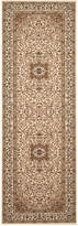 "Kenneth Mink Closeout! Km Home Area Rug, Princeton Ardebil Cream 2'7"" x 7'10 Runner Rug"