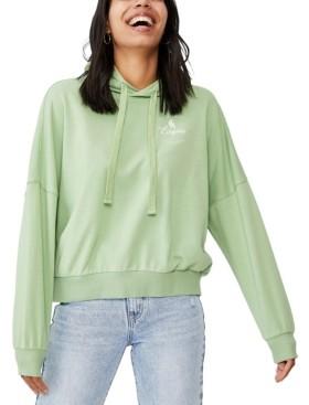 Cotton On Women's Your Favourite Hoodie Sweatshirt
