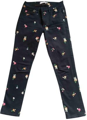 Tory Burch Black Denim - Jeans Trousers for Women