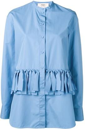 Ports 1961 strappy design shirt