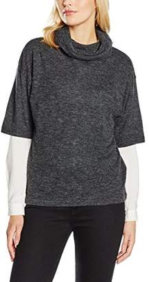 B.young Women's Loose Fit Jumper - Grey