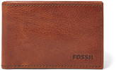 Fossil Conner Slim Coin Pocket Bifold
