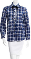 Roseanna Harry Button-Up Top w/ Tags
