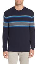 Michael Bastian Men's Stripe Merino Blend Sweater