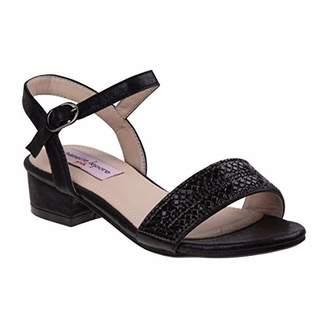 Nanette Lepore Girls' Kailey Heeled Sandal