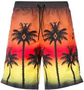 Marcelo Burlon County of Milan Palms shorts