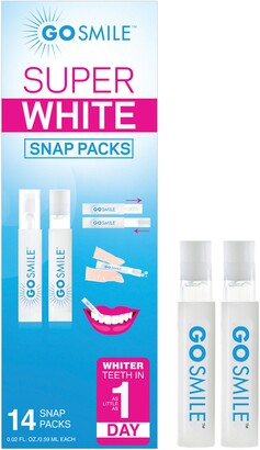 Go Smile Super White Snap Packs