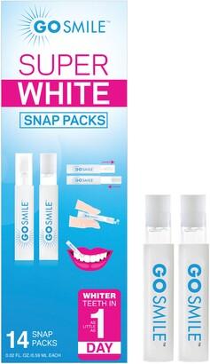 Go Smile Super White Snap Packs