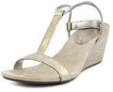 Style&Co. Style & Co Mulan Open Toe Synthetic Wedge Sandal.