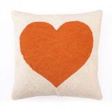 Dormify Peking Handicraft Heart Hook Pillow