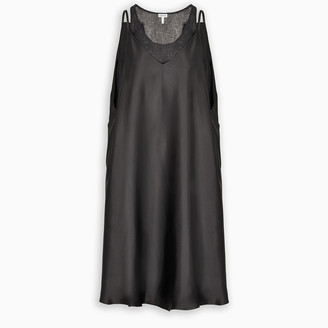 Loewe Black double layer dress