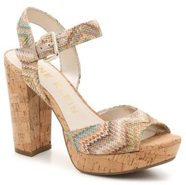 Anne Klein Lyza Platform Sandal