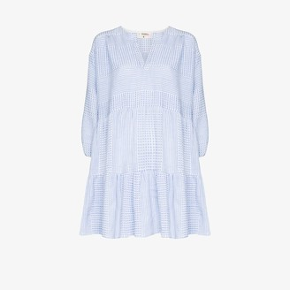 Lemlem Semira cotton mini dress