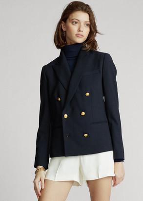 Ralph Lauren Stretch Wool Blazer