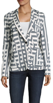 Paul Smith Patch Pocket Front Button Jacket