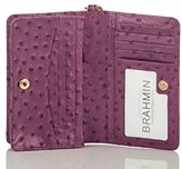 Brahmin Debi Wallet Fig Normandy