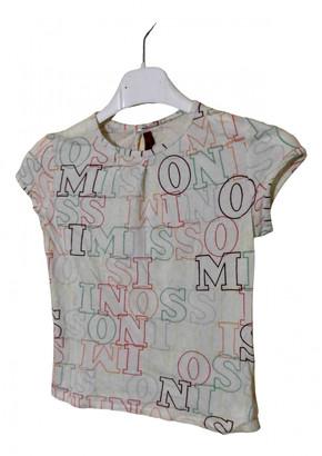 Missoni Multicolour Cotton Tops