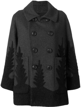 DSQUARED2 Double-Breasted Coat