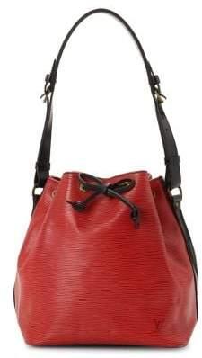 Louis Vuitton Vintage Epi Petit Noe Shoulder Bag