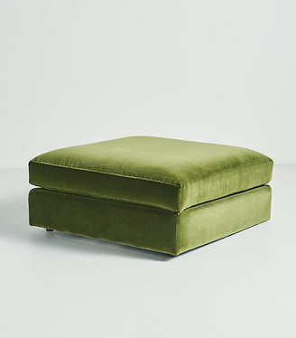 Anthropologie Denver Ottoman By in Assorted