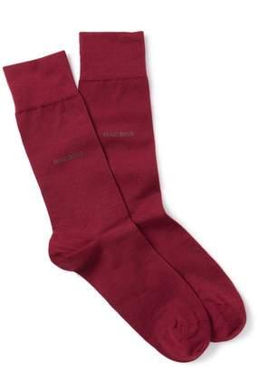 BOSS John Argyle Dress Socks