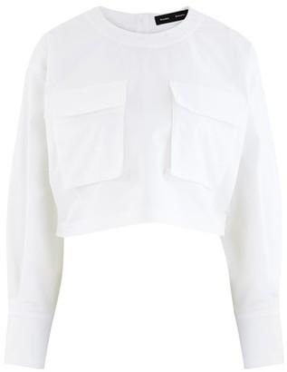 Proenza Schouler Cotton top