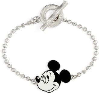 Gucci Disney x silver bracelet
