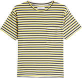 Anine Bing Striped Jersey T-Shirt