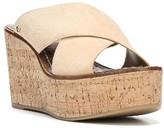 Sam Edelman Women's Darlene Platform Wedge Sandal