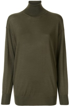 Tom Ford Relaxed Fit Turleneck Jumper
