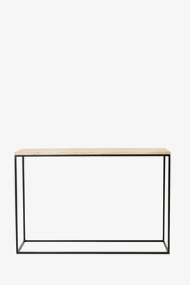 French Connection Rainbow Sandstone Console Table