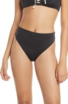 Billabong Onyx Wave High Waist Bikini Bottoms