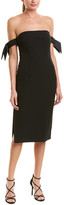 Milly Brit Sheath Dress