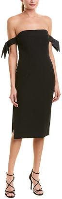 Milly Brit Sheath Dress