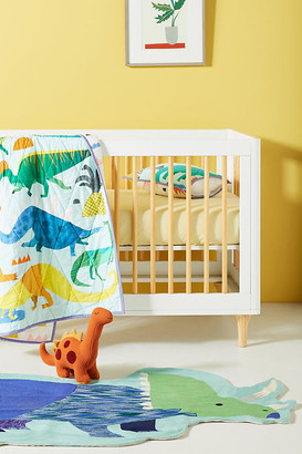 Anthropologie Natasha Durley Dinosaur Dreams Kids Quilt By in Assorted Size ALL