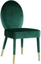 Chic Home Set Of 2 Leverett Green Dining Chairs