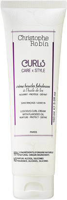 Christophe Robin Luscious Curl Cream with Flaxseed Oil