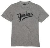 Red Jacket 'New York Yankees' Trim Fit T-Shirt (Men)