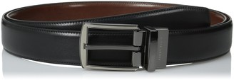 Perry Ellis Men's Big-Tall Portfolio Hi-Lo Belt