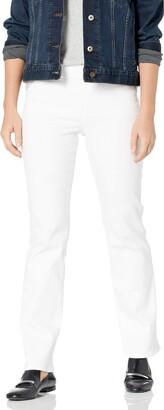 NYDJ Women's Petite Pull ON Straight Jean