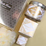 Bath House Prosecco Gift Box Luxury