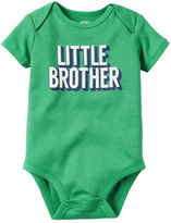 Carter's Little Brother Collectible Bodysuit