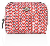 Tory Burch Brigitte Floral-Printed Cosmetic Case