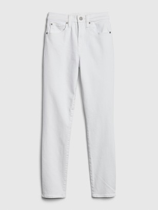 Gap High Rise True Skinny Ankle Jeans