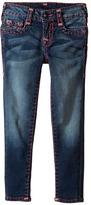 True Religion Casey Black and Fever Combo Super T Jeans (Toddler/Little Kids)