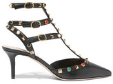 Valentino Rockstud Leather Pumps - IT39