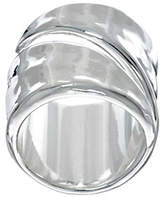 RLM Jewelry by Robert Lee Morris RLM White Bronze Coil Ring